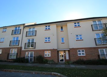 Thumbnail 2 bed flat for sale in Gray Court, Sish Lane, Stevenage, Hertfordshire