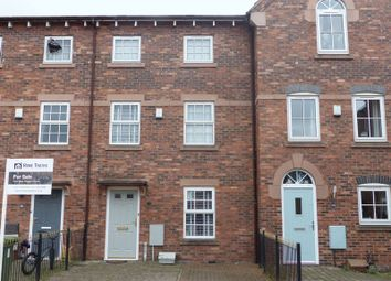 Thumbnail 4 bed terraced house for sale in Coronation Court, Croston