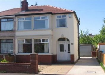 Thumbnail 3 bed property to rent in Howick Park Avenue, Penwortham, Preston