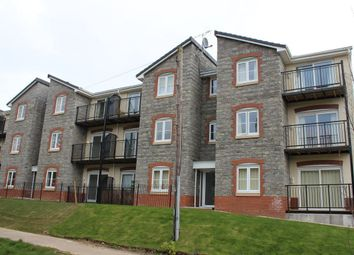 Thumbnail 1 bed flat to rent in College Green, Pontypridd