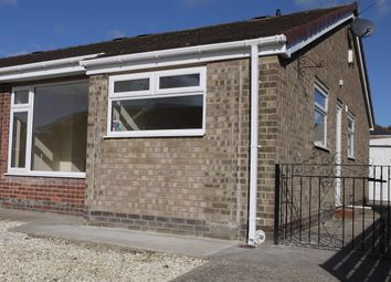 Thumbnail 2 bed bungalow to rent in Wentworth Close, Willerby, Hull