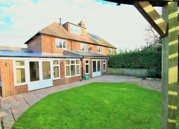 Thumbnail 4 bed semi-detached house to rent in Desmond Crescent, Canterbury Road, Faversham