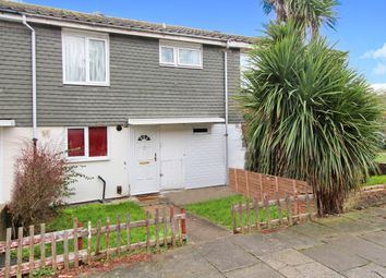 Thumbnail 3 bed terraced house for sale in Burrell Close, Edgware