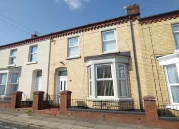 Thumbnail 3 bed property to rent in Heyes Street, Liverpool