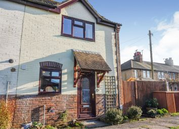 Thumbnail 2 bedroom semi-detached house for sale in Staples Barn Lane, Henfield