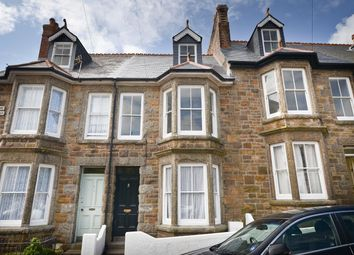 Thumbnail 4 bed terraced house for sale in Penare Terrace, Penzance