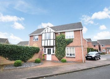 Thumbnail 3 bedroom detached house for sale in Sprowston, Norwich