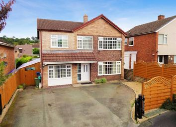Thumbnail 5 bed detached house for sale in 22, Oaktree Avenue, Barnfields, Newtown, Powys
