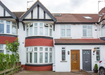 Thumbnail 5 bedroom terraced house for sale in Manor Drive, Whetstone, London