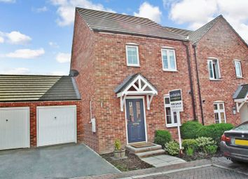 Thumbnail 3 bed semi-detached house for sale in Lords Chase, Pontefract