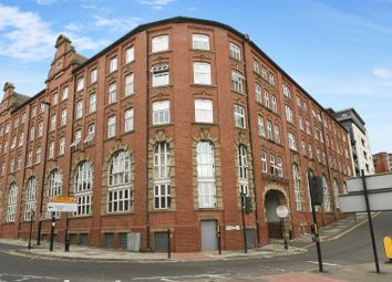 Thumbnail 1 bed flat for sale in Pandongate House, City Road, Newcastle Upon Tyne