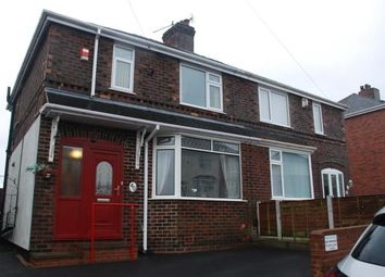 Thumbnail 3 bed semi-detached house for sale in Ellison Street, Wolstanton, Newcastle Under Lyme