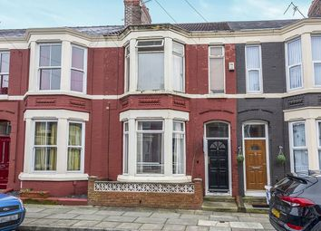 Thumbnail 3 bed terraced house to rent in Errol Street, Aigburth, Liverpool