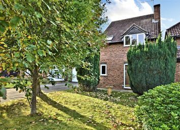 Thumbnail 3 bedroom link-detached house for sale in Field Close, Burghfield Common, Reading