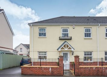 Thumbnail 4 bed semi-detached house for sale in Erwr Brenhinoedd, Ammanford