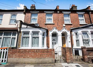 Thumbnail 3 bed terraced house to rent in Wigston Road, London