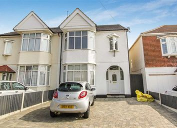 Thumbnail 3 bedroom semi-detached house for sale in Sandringham Road, Southend-On-Sea