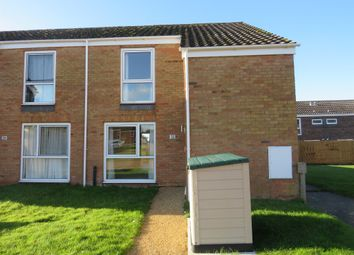 Thumbnail 2 bed semi-detached house for sale in Olive Close, Raf Lakenheath, Brandon