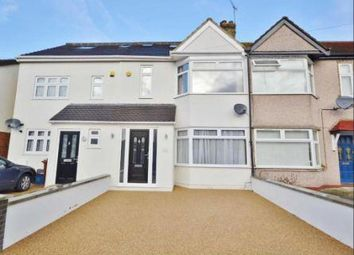 Thumbnail End terrace house for sale in Trelawney Road, Ilford