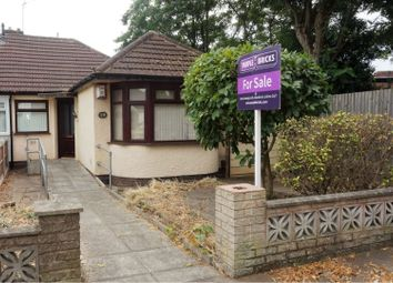 Thumbnail 3 bed bungalow for sale in Heath Way, Birmingham