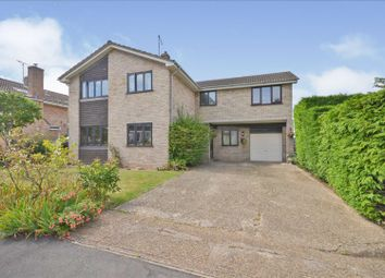 Thumbnail Detached house for sale in Lea View, Ryhall, Stamford