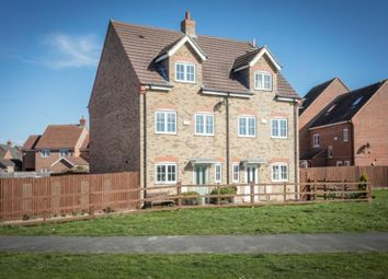 Thumbnail 4 bed semi-detached house for sale in Aldrin Close, Spalding, Lincolnshire