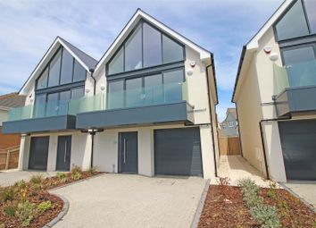 Thumbnail 3 bed semi-detached house for sale in Hurst Road, Milford On Sea, Lymington, Hampshire