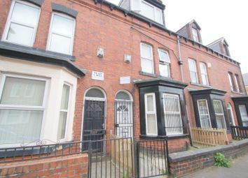 Thumbnail 6 bed terraced house to rent in Archery Terrace, University, Leeds