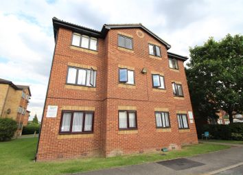 Thumbnail 2 bed flat for sale in Hutton Court, Edmonton