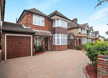 Thumbnail 4 bedroom detached house for sale in Whitehill Avenue, Luton, Bedfordshire