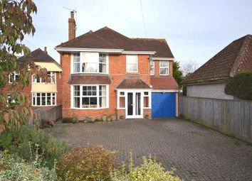 Thumbnail 4 bed detached house for sale in Russell Avenue, Weymouth
