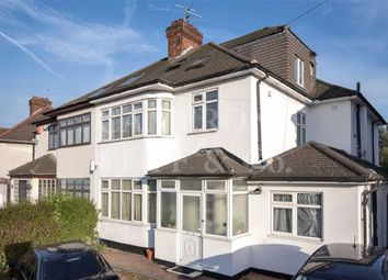 Thumbnail 7 bed semi-detached house for sale in Peter Avenue, Willesden Green, London