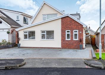 Thumbnail 4 bed detached house for sale in Birchwood Close, Bryncoch, Neath