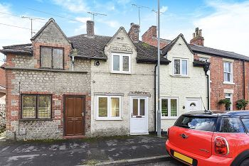 Thumbnail 1 bed property for sale in 20 Fore Street, Warminster, Wiltshire
