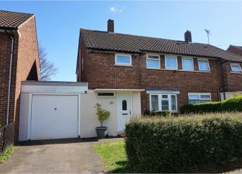 Thumbnail 3 bedroom semi-detached house for sale in Littlefield Road, Luton