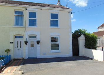 Thumbnail 2 bed semi-detached house for sale in Carway, Kidwelly