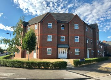 Thumbnail 2 bed flat for sale in Hardwick Field Lane, Chase Meadow Square, Warwick
