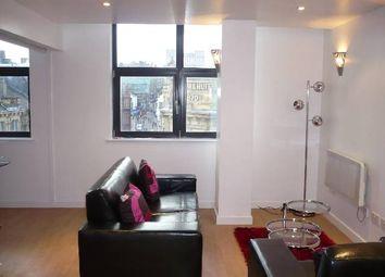 Thumbnail 1 bed flat to rent in Ivebridge House, 59 Market Street, Bradford