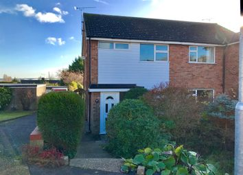 Thumbnail 3 bed semi-detached house for sale in Chatsworth Crescent, Ipswich