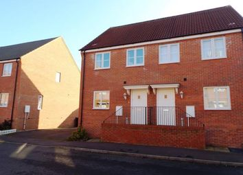 Thumbnail 3 bed semi-detached house for sale in Gaywood, King's Lynn, Norfolk