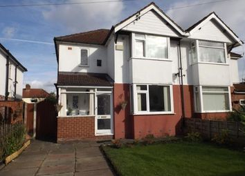 Thumbnail 3 bed semi-detached house for sale in Westdale Gardens, Manchester, Greater Manchester, Uk
