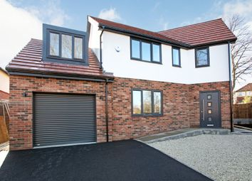 Thumbnail 4 bed detached house for sale in Milnes Avenue, Thornes, Wakefield