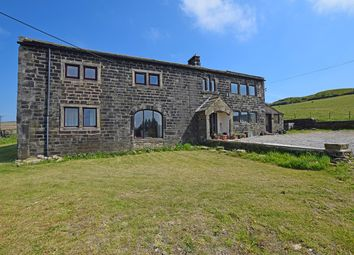 Thumbnail 5 bed detached house for sale in Wadsworth, Hebden Bridge