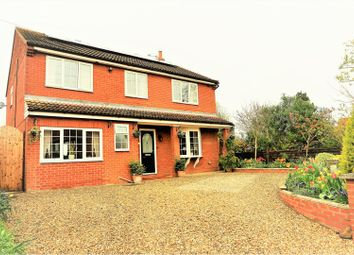 Thumbnail 4 bed detached house for sale in Main Street, Newark