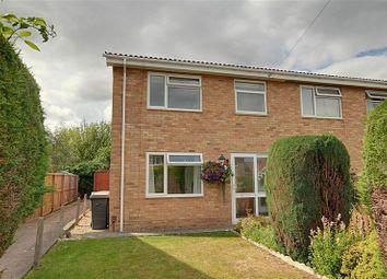 Thumbnail 3 bed terraced house for sale in Fleur-De-Lys Drive, Southwick, Trowbridge