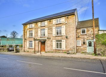 Thumbnail 4 bed property for sale in Merthyr Road, Govilon, Abergavenny