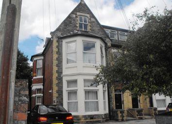 Thumbnail Studio to rent in Brynhyfryd Road, Newport