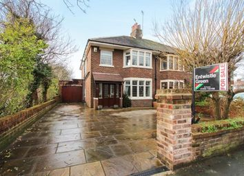 Thumbnail 4 bed semi-detached house for sale in Blackpool Road, Lytham St Annes, Lancashire, England