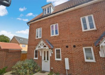 Thumbnail 3 bed semi-detached house for sale in Willowcroft Way, Cringleford, Norwich, Norfolk