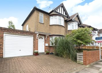 Thumbnail 2 bed end terrace house for sale in Bridgwater Road, Ruislip, Middlesex